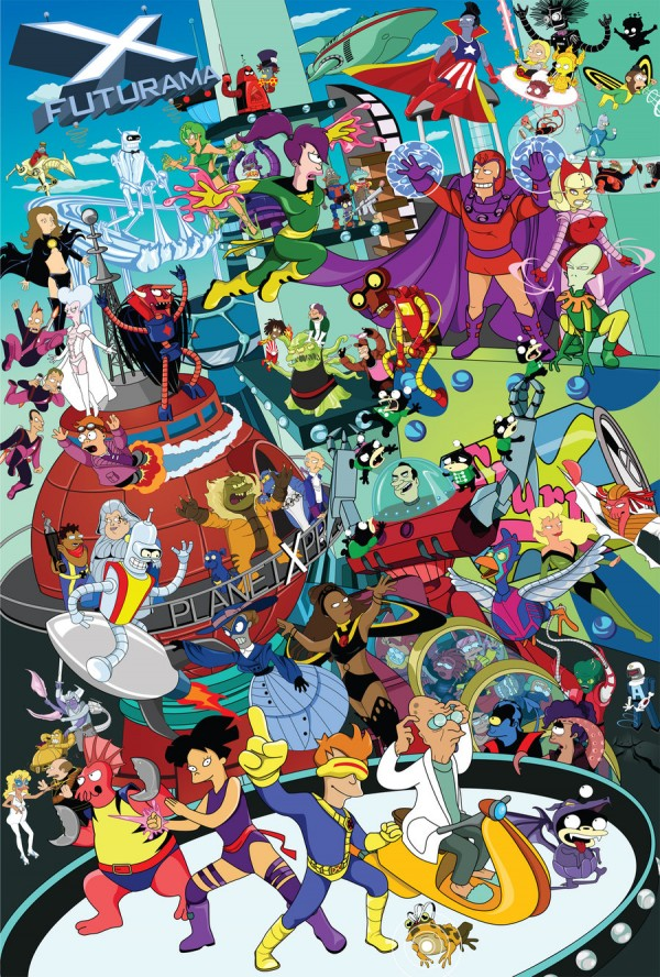 20100729_futurama_x_men_meld_by_gottabecarl-600x888