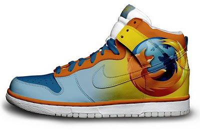 Firefox+shoes