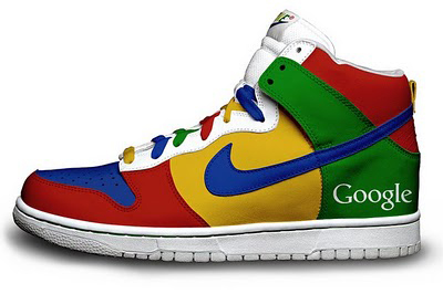 Google+shoe