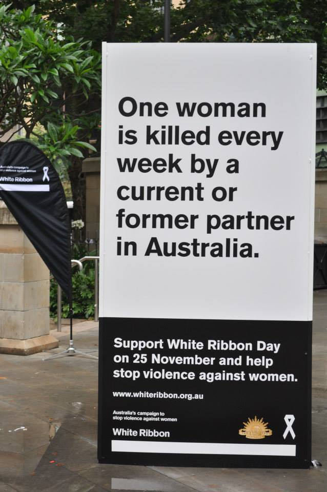 whiteribbon_one_woman