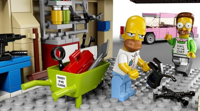 Les Lego Simpsons