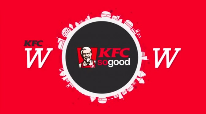 KFC India WOW @25