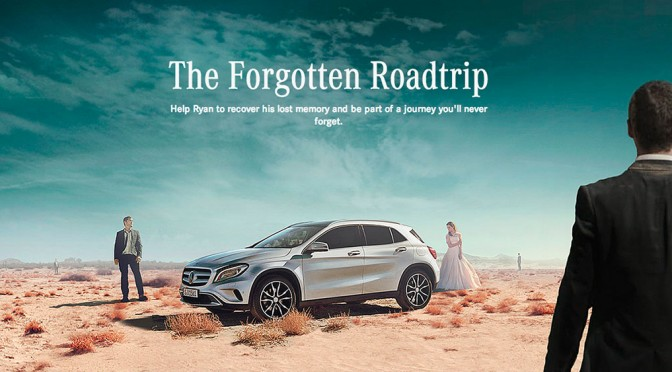 The Forgotten Roadtrip