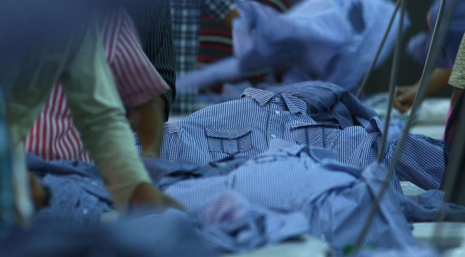 The shirt on your back – L'industrie du vêtement au Bangladesh