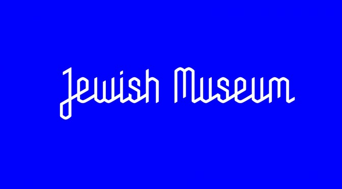 Sagmeister & Walsh pour le Jewish Musuem