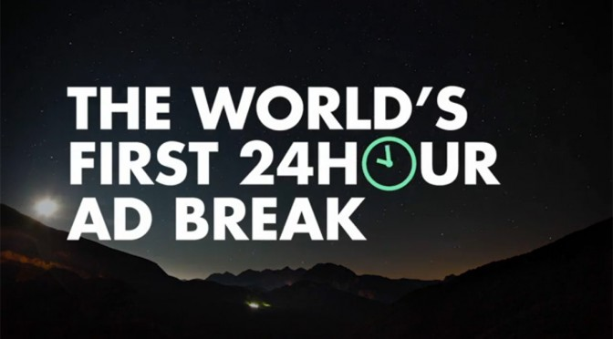 The 24-Hour Ad Break – DNB