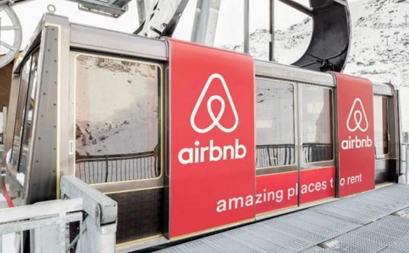 Airbnb – Ski Lift Room