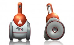 FINE – First Intelligent Extinguisher