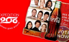Coca-Cola Expedition 206