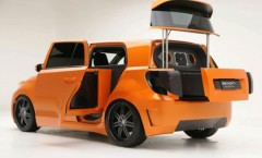 Scion Kogi xD Mobile Kitchen by MV Designs