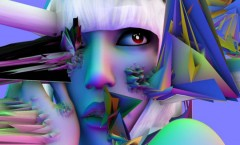 David O'Reilly – Lady Gaga 3D