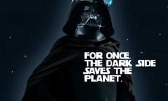 Qui a dit que Dark Vador est méchant ?
