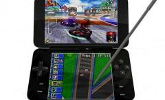 La nouvelle Nintendo DS en 3D
