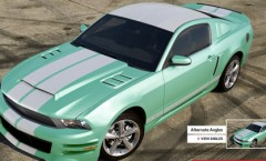 Customisez votre Ford Mustang